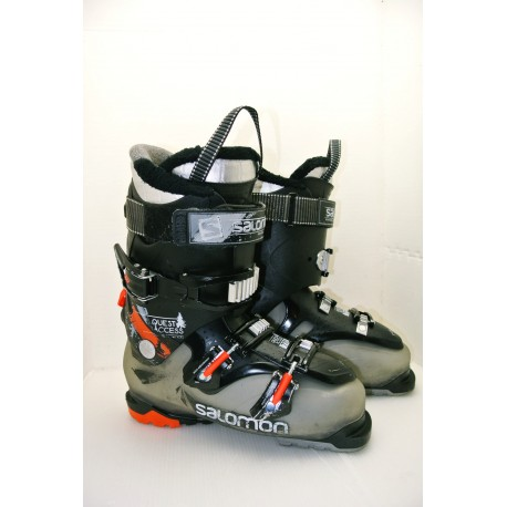 outlet store sale popular stores good SALOMON QUEST ACCESS 770 - VARIOUS SIZES - GOOD SKI BOOTS