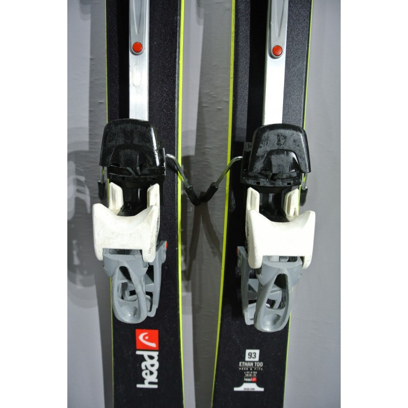 Freestyle/Twin-Tip -HEAD ETHAN TOO-151cm ! COOL SKIS